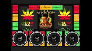 PURE NICENESS LOVERS ROCK RIDDIMS MIXED BY MIGHTY-LION SOUND AUG 2012