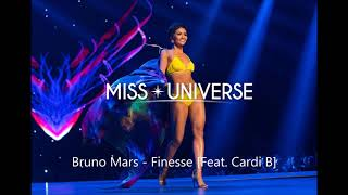Miss Universe 2018 - Swimsuit Competition Song