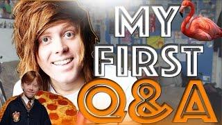 I'VE GOT MASSIVE TITS... | My First Q&A