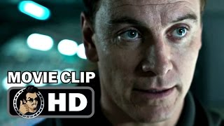 ALIEN: COVENANT Movie Clip - Last Supper Prologue (2017) Ridley Scott Sci-Fi Horror Movie HD