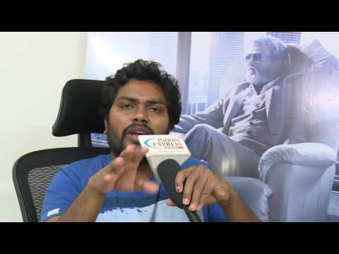 Kabali Director Pa Ranjith life hirsty and kabali shooting  experience