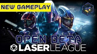 Laser League: First Look GAMEPLAY!