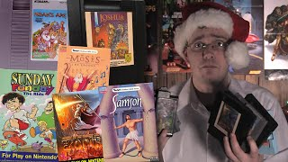 Bible Games 2 - Angry Video Game Nerd - Episode 62