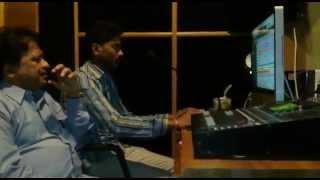Lavni recording in the voice of Uttara Kelkar for the film