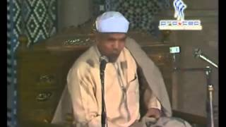 الشيخ الشعراوى(الحب العقلى والحب العاطفى)