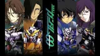 Ash Like Snow - Opening 2 Gundam 00 + Lyrics