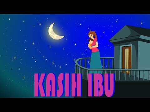 Kasih ibu Lagu Anak TV Mother s Love Song in Bahasa Indonesia