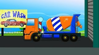 Cement Truck | Car Wash