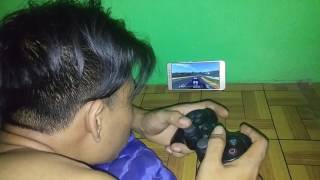 Test Xiaomi Note3 SD with Sixaxis controller