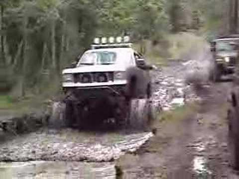 4x4 mud
