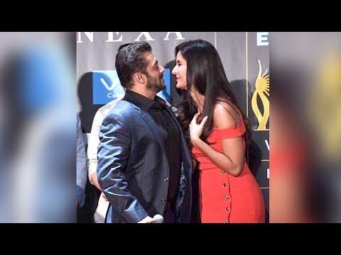 Xxx Mp4 Salman Khan Katrina Kaif CUTE Moments At IIFA Awards 2017 New York Press Conference 3gp Sex
