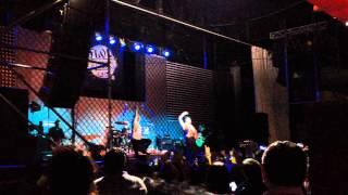 FLOW NIJI NO SORA NARUTO ENDING 34 - FLOW WORLD TOUR 2015 LIMA PERU
