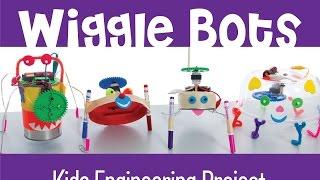 Wiggle Bots | Scribbling, Doodling, Drawing Robot | Kids