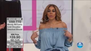 HSN   Wendy Williams Fashions 03.18.2017 - 08 AM
