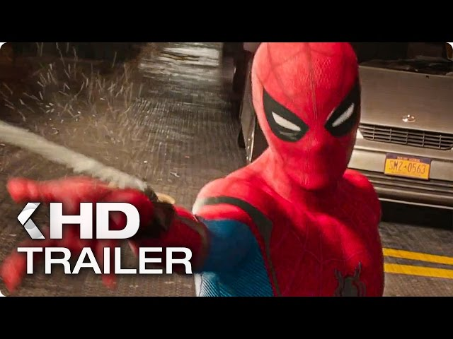 SPIDER-MAN: Homecoming International Trailer 2 (2017)
