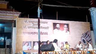Bhajan Rup pahata lochani   singer- Kalyanji gaikwad and pakhawaj  Pratap patil