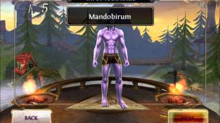 Order & Chaos Online - iPad - US - Mage - Gameplay Trailer - Part I