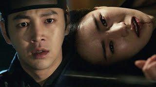 Lim Ji Yeon kills herself to protect Jeon Kwang Ryul! 《The Royal Gambler》 대박 EP18