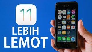 iOS 11 iPhone 5s Indonesia