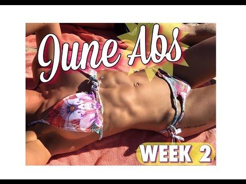 JUNE ABS! Week 2