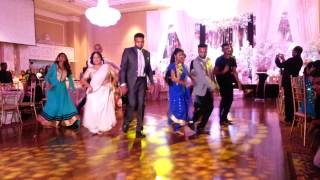 Saibruntha & Piratheeban's Wedding Reception Dance - Sep. 19., 2015.
