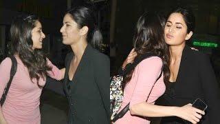 Katrina Kaif Bumps Into Shraddha Kapoor At Airport