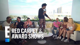 """""""Arrow"""" Cast Plays 'True or Dare' at 2018 Comic-Con 