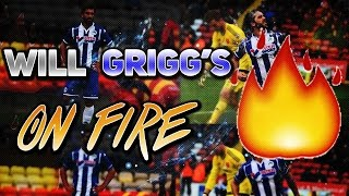 Will Griggs On Fire music video!!