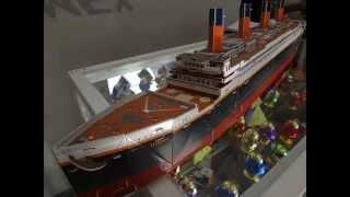 TITANIC EL BARCO 3 D LLEGO !!
