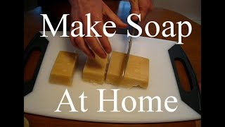 How to make Hot Process Soap at home