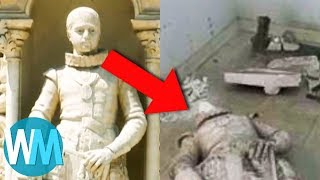 Another Top 10 Historical Objects Ruined by Morons