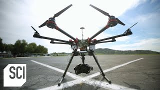 How Do Drones Stay Stable in the Air?