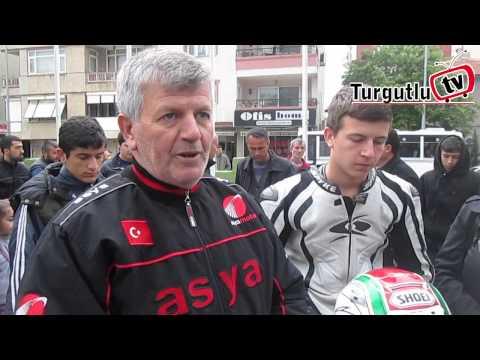 Başarılı Motosiklet Yarışçısı Turgutlu da