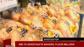 NBI to investigate bakers, flour millers