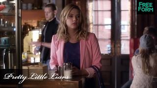 Pretty Little Liars   Season 4, Episode 11 Clip: Hanna's Stalker?   Freeform