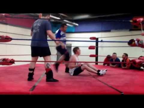 Wrestling Training Week 3 Triple Threat Jack H vs Jake R vs Ken