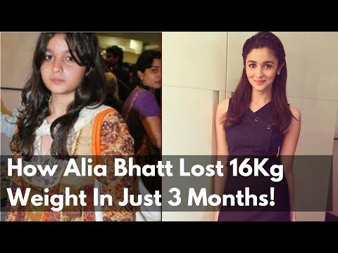 Xxx Mp4 How Alia Bhatt Lost 16Kg Weight In Just 3 Months 3gp Sex