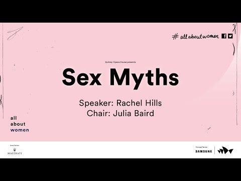 Sex Myths: Rachel Hills, All About Women 2016