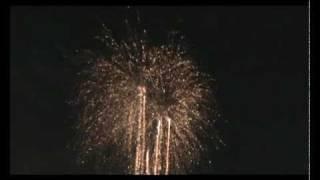 Eid-Ul-Fitr Fireworks Dammam Saudi Arabia 12/09/10