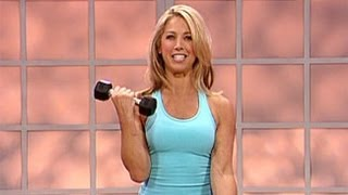 Denise Austin: Abs & Upper Body Workout