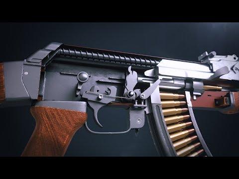 Xxx Mp4 How An AK 47 Works 3gp Sex