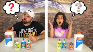 Twin Telepathy Slime Challenge vs Daddy