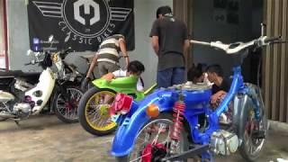 Street Cub c70 Build