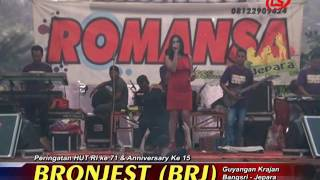 Romansa BRJ (Bronjest) 2016 - Tumhiho   Maya Sabrina