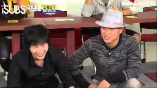 Joongki funny Running Man cut