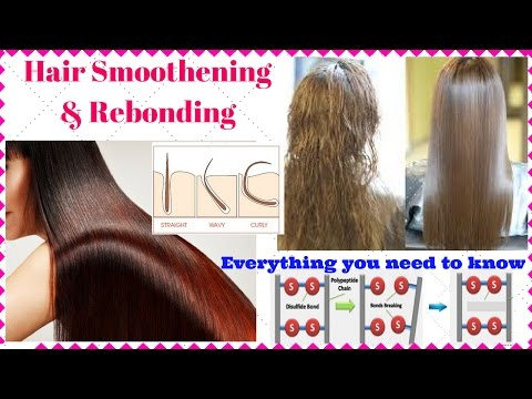 Hair Rebonding + Hair Smoothening I DifferencesI Dos n Don'ts I Post treatment care I Simi Bella