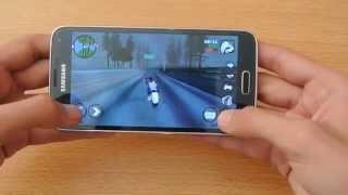 Samsung Galaxy S5 Octa-Core GTA San Andreas Gaming Review