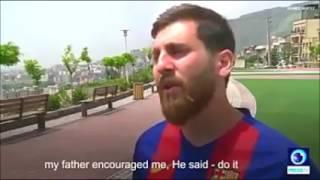 A Dublicate of Messi In Iran