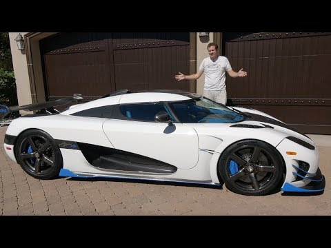 Here s Why the Koenigsegg Agera RS1 Is Worth 10 Million