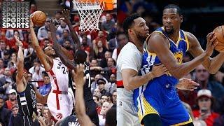 Raptors Dunked ALL OVER the Bucks | Durant Returned, Warriors Look Terrifying